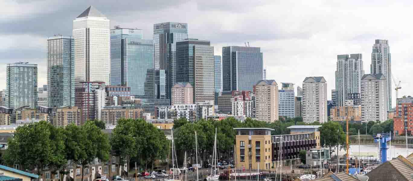 East London Area