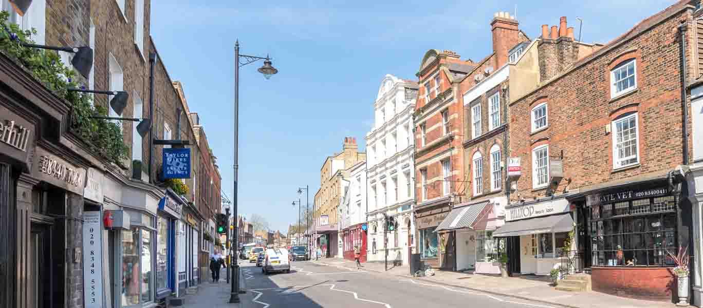 North London Area
