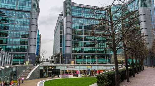 Paddington Central Building